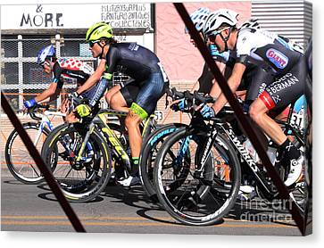 Tour Of The Gila 2 Canvas Print by Natalie Ortiz