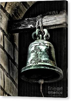 Tower Bell Canvas Print