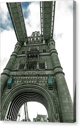 Tower Bridge Canvas Print by Patrick Kain