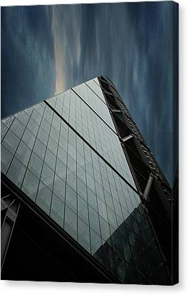 Tower Canvas Print by Martin Newman