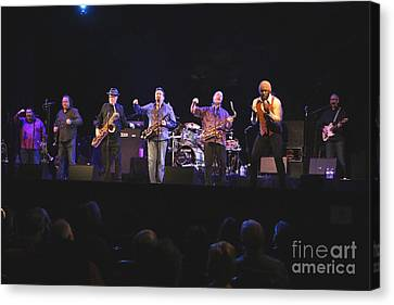 Tower Of Power Band Photo Canvas Print by Tower of Power
