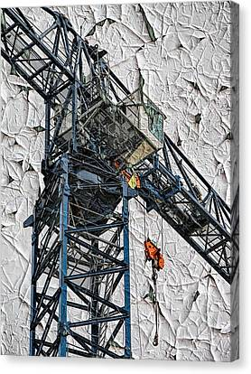 Towering 9  Canvas Print by Wendy J St Christopher