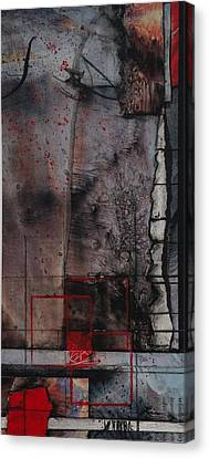 Canvas Print - Towering Winds by Laura Lein-Svencner