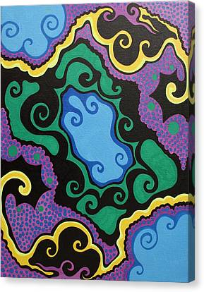 Toxic Canvas Print by Mandy Shupp