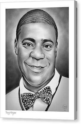 Tracy Morgan Canvas Print