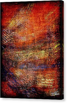 Tradewind Canvas Print by The Art Of JudiLynn