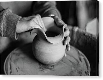 Traditional Crafts - Pottery Canvas Print