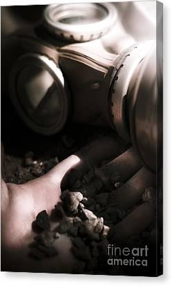 Bravery Canvas Print - Tragedies Of War by Jorgo Photography - Wall Art Gallery
