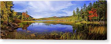 Canvas Print featuring the photograph Tranquil by Chad Dutson