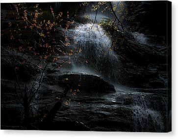 Tranquil  Dream_falls Canvas Print
