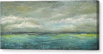 Tranquil Canvas Print by Ellen Lewis
