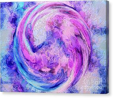 Tranquil Energy Canvas Print