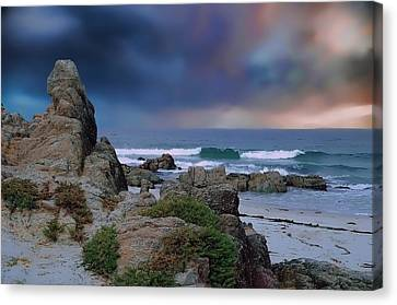Tranquil Sea Canvas Print