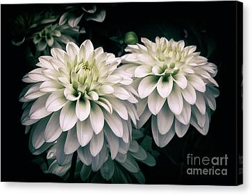 Canvas Print - Tranquil Sisters by Mariola Bitner