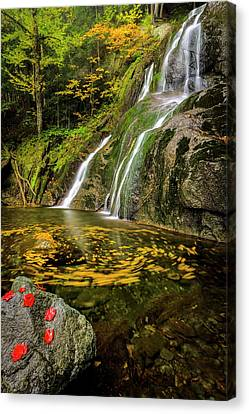 Canvas Print featuring the photograph Tranquil Waters by Mike Lang