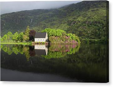 Tranquil Chapel  Canvas Print