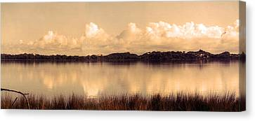 Tranquility Canvas Print by Kelly Jones