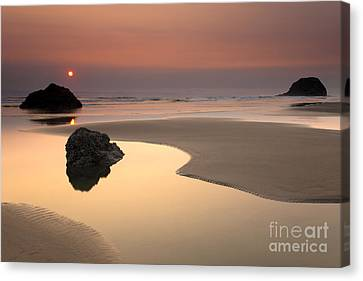 Tranquility Canvas Print by Mike  Dawson
