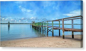 Tranquility Sound Canvas Print