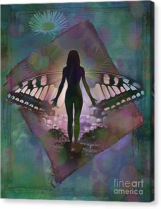 Transcend 2015 Canvas Print