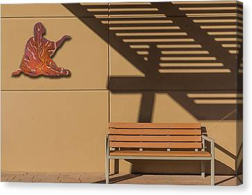 Canvas Print featuring the photograph Transcendental by Paul Wear