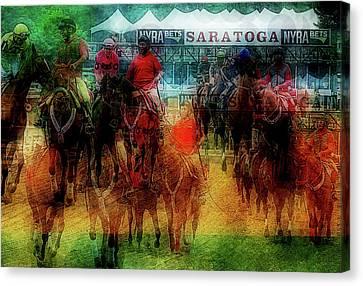 Transcendental Saratoga Canvas Print