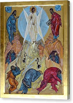 Transfiguration Canvas Print by Filip Mihail