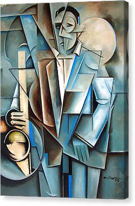 Canvas Print - Transfiguration by Martel Chapman