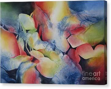 Transformation Canvas Print by Deborah Ronglien