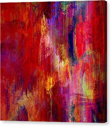 Transition - Abstract Art Canvas Print