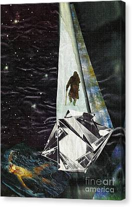 Journey Canvas Print - Transition by Sarah Loft