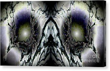 Transitional Leap Canvas Print