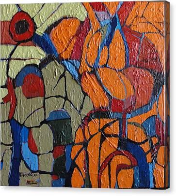 Transmorgrifier Canvas Print by Bernard Goodman