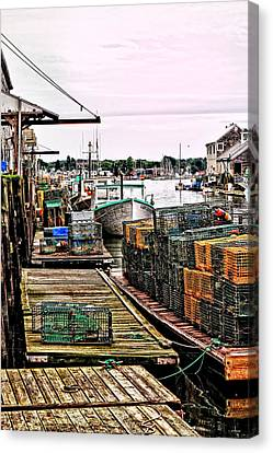 Traps Portland Maine Canvas Print