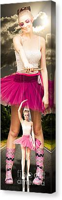 Travel Down Your Own Road And Dance To Your Own Beat Canvas Print by Jorgo Photography - Wall Art Gallery