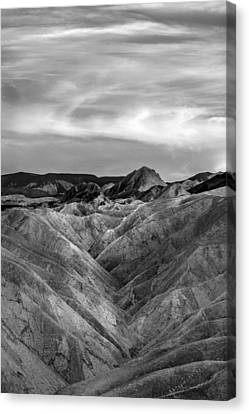 Travel In Time Canvas Print by Jon Glaser