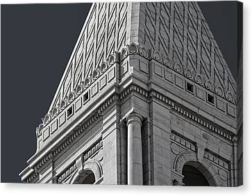 Travelers Tower Summit Canvas Print