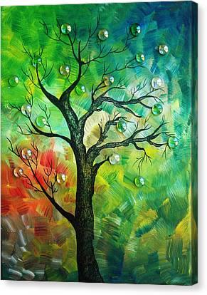 Tree Fantasy Canvas Print by Ramneek Narang