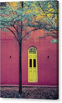 Tree House Canvas Print by Cho Me