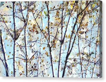 Canvas Print - Tree Lines - W3bbg by Variance Collections