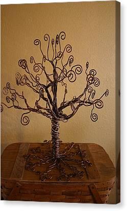 Tree Of Life Canvas Print by Shawna Dockery