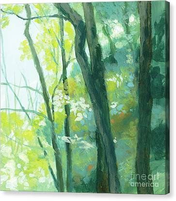 Trees 3 Canvas Print