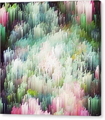 Trespass Roses Canvas Print by Alix Rumble
