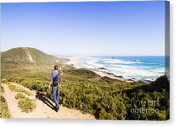 Trial Canvas Print - Trial Harbour To Strahan Via Ocean Beach by Jorgo Photography - Wall Art Gallery