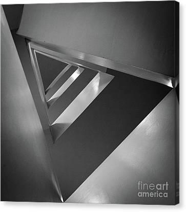Guggenheim Canvas Print - Triangular by Inge Johnsson
