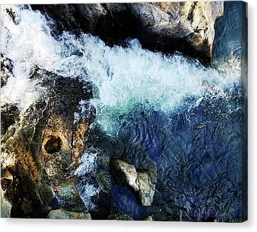 Tribute Trail Newtown Ditch Canvas Print