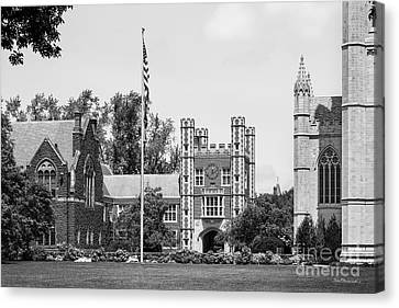 Trinity College Downes Memorial  Canvas Print by University Icons
