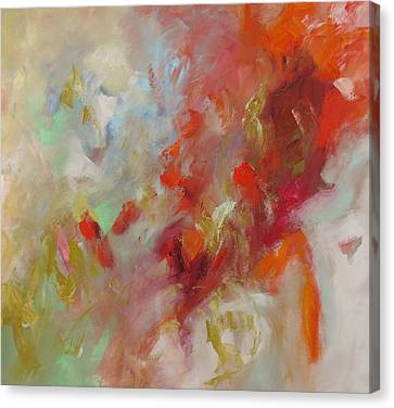 Abstract Canvas Print - Triumph by Linda Monfort