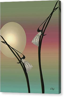 Tropic Mood Canvas Print