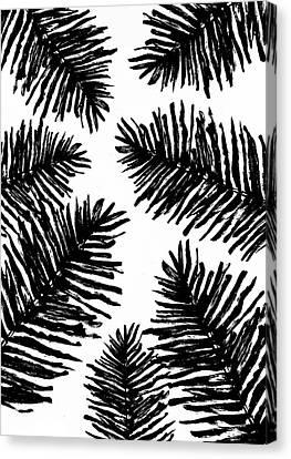 Tropical Day Canvas Print by Studio Sananikone
